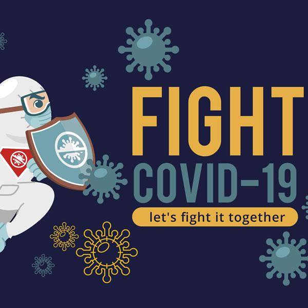 Fight Corona Virus